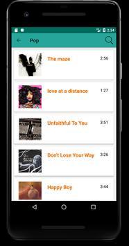 Music downloader Mp3-Art screenshot 1