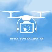 Enjoy-Fly-icoon