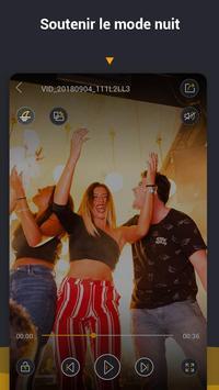 Video Player& Media Player All Format gratuitement capture d'écran 3