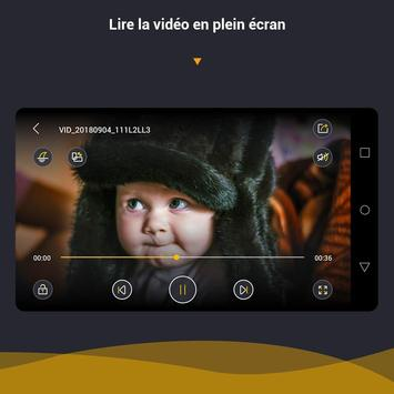 Video Player& Media Player All Format gratuitement capture d'écran 6