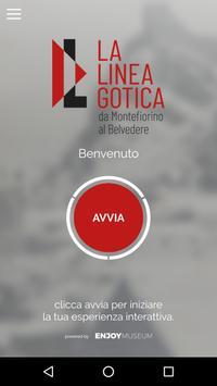 La Linea Gotica poster
