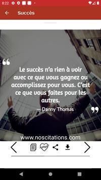 Citations De Motivation Et Inspiration screenshot 6