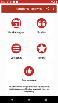 Citations De Motivation Et Inspiration screenshot 8