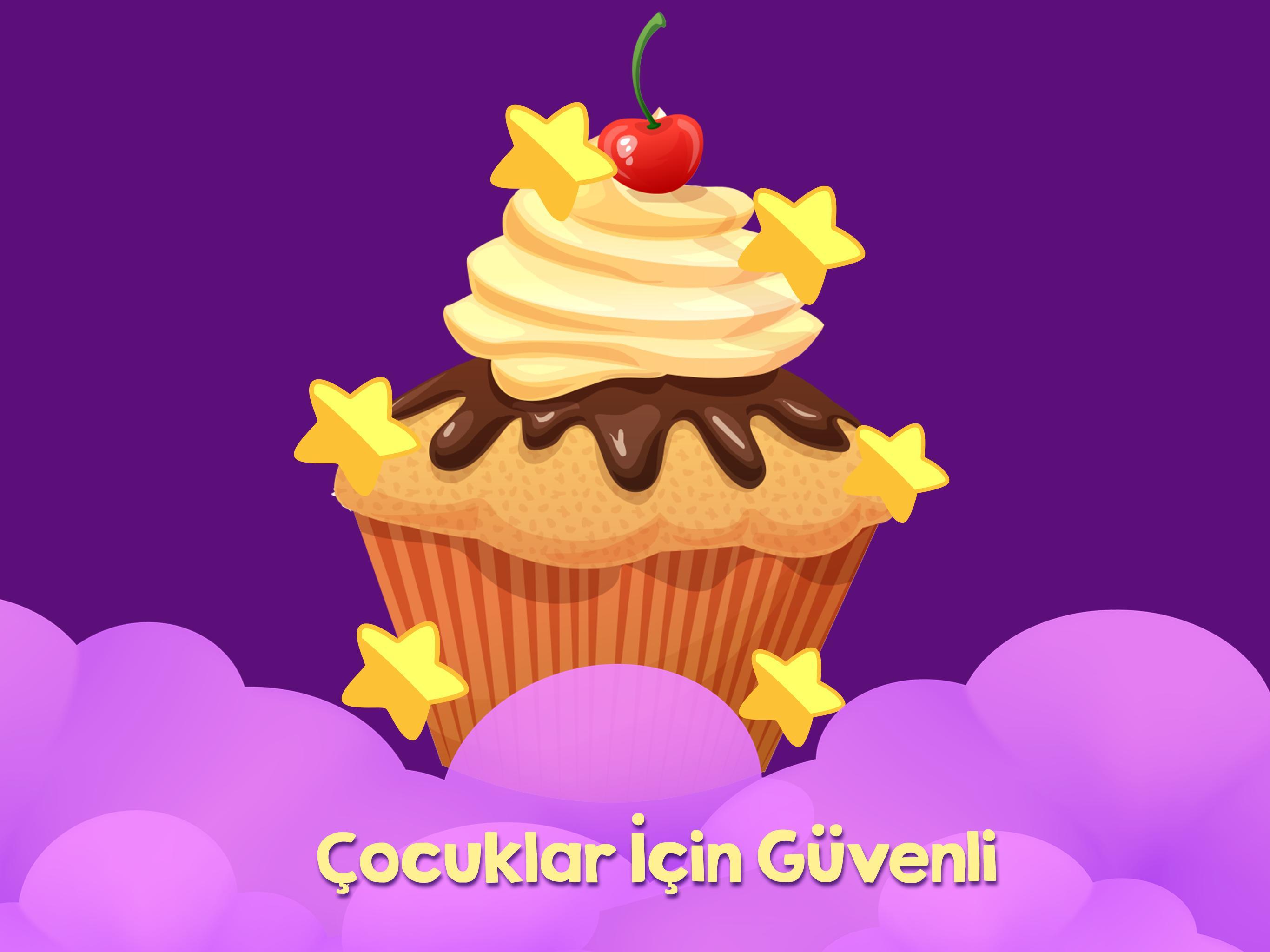 Android Icin Cocuklar Icin Pasta Oyunu Apk Yi Indir