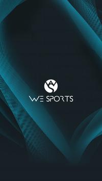 We Sports poster