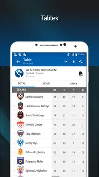 We Sports screenshot 2