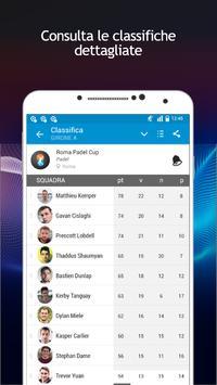 Roma Padel Cup screenshot 2