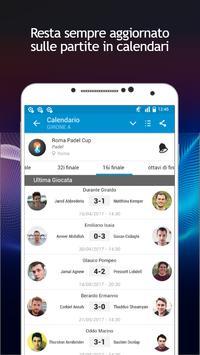 Roma Padel Cup screenshot 3