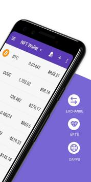 Enjin: Bitcoin, Ethereum, Dompet Kripto NFT screenshot 1