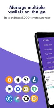Enjin: Bitcoin, Ethereum, Dompet Kripto NFT screenshot 2