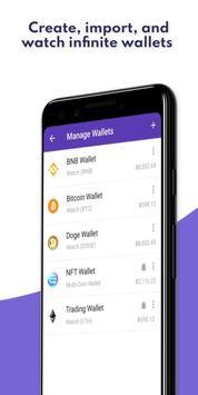 Enjin: Bitcoin, Ethereum, Dompet Kripto NFT screenshot 7