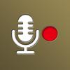 Spraakrecorder-icoon