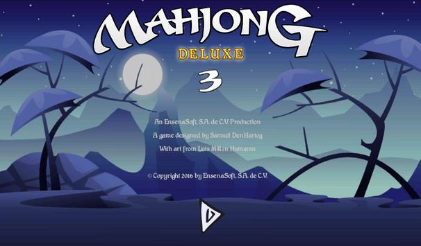 Mahjong Deluxe 3 poster