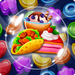 Food POP : New puzzle gravity world(food burst 2)