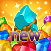 ikon Jewels fantasy :  Easy and funny puzzle game