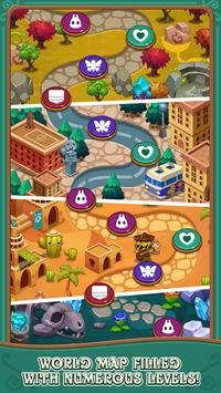 Jewels fantasy:  Easy and funny puzzle game screenshot 5