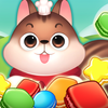 Icona New Sweet Cookie Friends: Puzzle World
