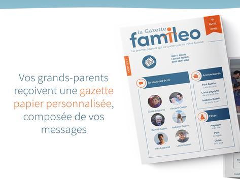 Famileo screenshot 8