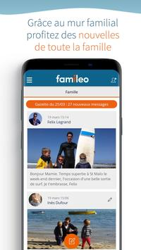 Famileo screenshot 2