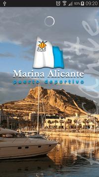 Marina Alicante poster