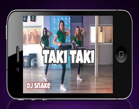 Taki taki Dance ~ Video and Song poster