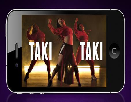Taki taki Dance ~ Video and Song screenshot 1