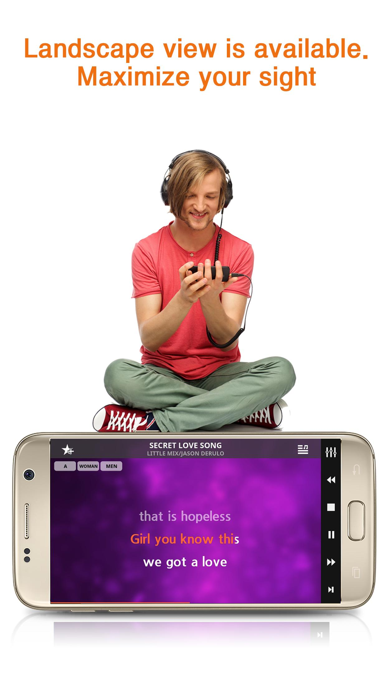 Magicsing : Smart Karaoke for everyone for Android - APK