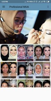 Dewi Tian Wedding Make Up Gallery screenshot 1
