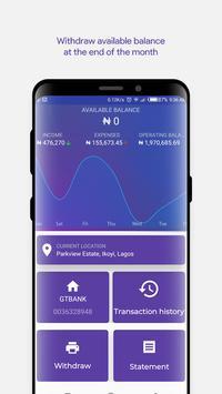 Mobility Enterprise screenshot 1