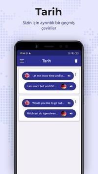 Herşey Dil Çevirmen - İfadeler ve Düzeltme Ekran Görüntüsü 9