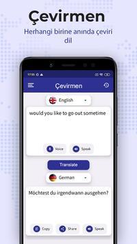 Herşey Dil Çevirmen - İfadeler ve Düzeltme Ekran Görüntüsü 10