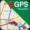 GPS dẫn đường & Phương hướng- Tìm thấy Tuyến đường biểu tượng