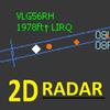 ADSB Flight Tracker Lite simgesi