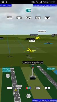 ADSB Flight Tracker Lite 截圖 5