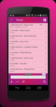 Lagu Dangdut Nella Kharisma dan Via Vallen screenshot 1
