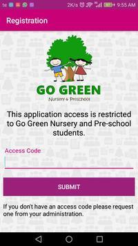 Go Green Nursery and Pre-school screenshot 1