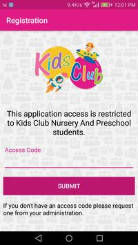 Kids Club Nursery And Preschool screenshot 1