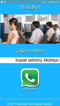 Usta Bul poster