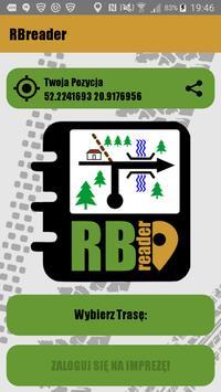 RB Reader poster