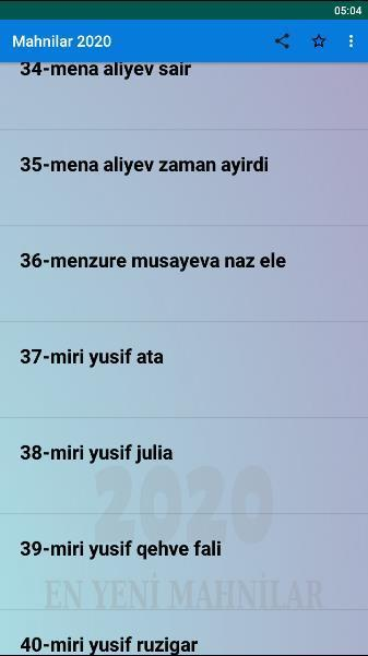 En Yeni Mp3 100 Mahnilar Internetsiz For Android Apk Download