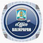 E-Office Pemkot Balikpapan icon