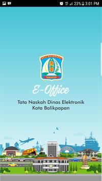 E-Office Pemkot Balikpapan screenshot 1