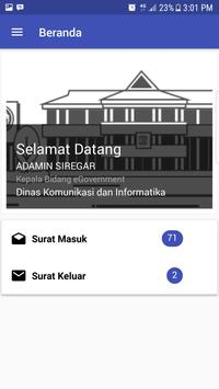 E-Office Pemkot Balikpapan screenshot 2