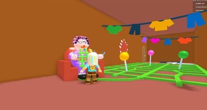 Escape Grandma's Adventures Obby House Rbx Advice screenshot 2
