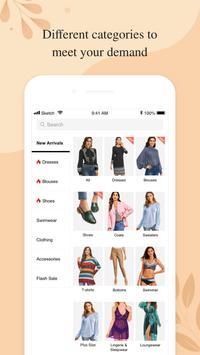 eoschoice - اتجاهات الموضة تصوير الشاشة 1