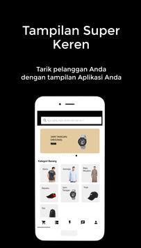 E-Catalog - Aplikasi Toko Online Simpel & Mudah poster