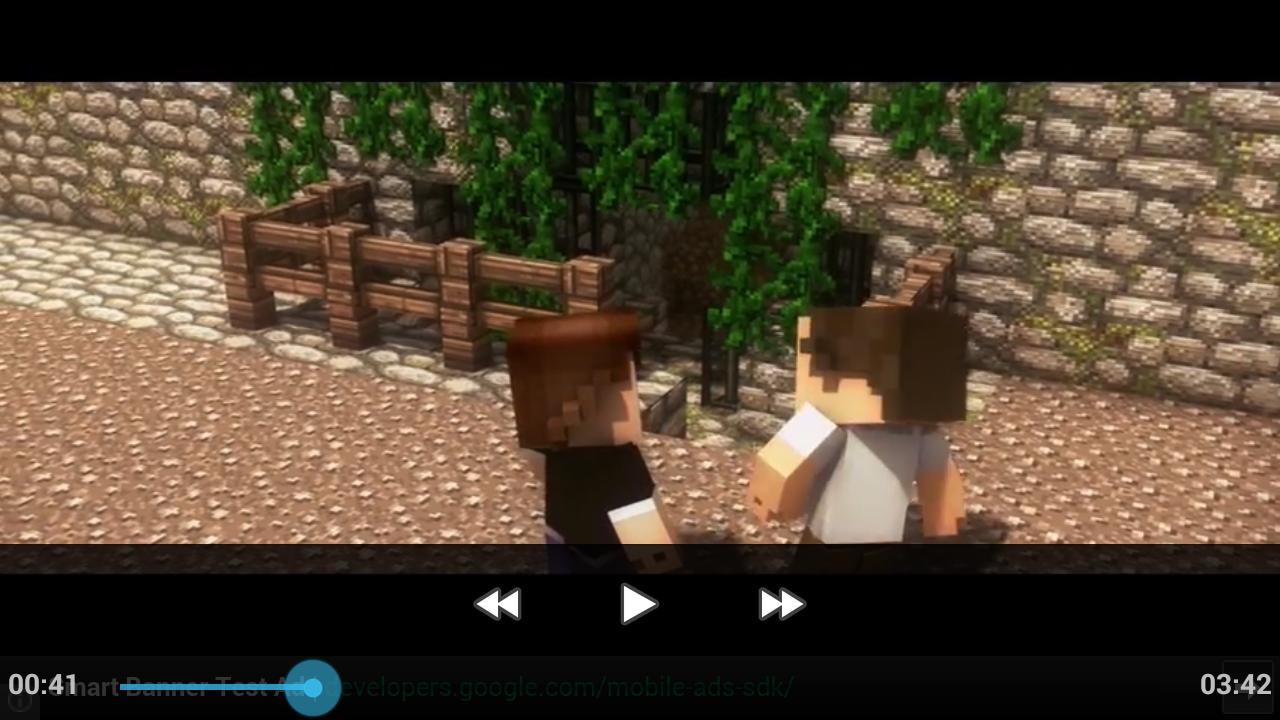 Better in the Nether - A Minecraft song parody for Android