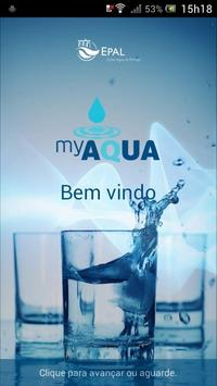 myAQUA screenshot 1