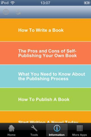 How To Get a Book Published poster