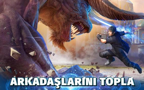 Final Fantasy XV: A New Empire Ekran Görüntüsü 12
